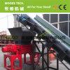 Doble Máquina Eje residuos plásticos Trituración