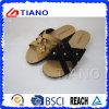 Chaussons de luxe en caoutchouc de mode été en PVC (TNK20287)