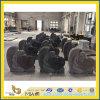 Monumento & pietra tombale del granito per l'europeo & il mercato degli Stati Uniti (monumento del YY-granito)