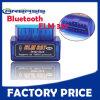 Супер поверхность стыка Bluetooth OBD II блока развертки Elm327