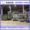 Un ensemble de réservoir de machine de sablage comprenant le réservoir /compressor d'air