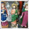 Katholisches Decorative Figurine von Jesus für Christmas Statues (IO-ca013)