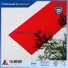 Het rode AcrylBlad/de Raad/de Plaat/het Comité van het Perspex