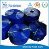 100 mètres à plat en PVC flexible d'Irrigation avec une haute qualité