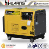 5kw Portable Diesel Engine Power Generator (DG6500SE)