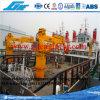 Grue marine télescopique hydraulique électrique 10t 15t de piédestal