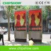 Alta qualidade P6 de Chipshow que anuncia a exposição de diodo emissor de luz ao ar livre