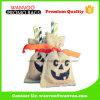 Netter Lächeln-Jutefaserdrawstring-Beutel für Weihnachtsgeschenk