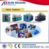Máquina plástica del moldeo por insuflación de aire comprimido de la botella de la preservación del calor