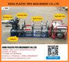 63mm/250mm HDPE Kolben-Schmelzschweißen-Maschine
