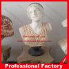 Italienische Marmorfehlschlag-Statue-Fehlschlag-Skulptur-Kopf-Skulptur