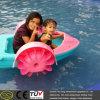 Grappig spuit de Plastic Opblaasbare Boot van Aqua van de Kinderen van de Pool in