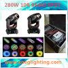 280W 10r Moving Head Beam Spot Light