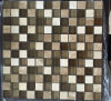 De lineaire Tegel van het Mozaïek van de Muur/van het Mozaïek van het Kristal/van het Mozaïek van het Glas/van het Mozaïek van de Steen