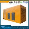 sistema de generador diesel silencioso 480kw para la venta