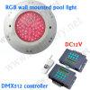 72PCS SMD5050 LED Chip, DMX Control RGB LED Underwater Lighting 12V LED Pool Light DMX 512 DMX512 Controllable