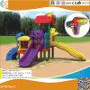 Apparatuur van uitstekende kwaliteit van de Speelplaats van de Peuter de Openlucht Plastic