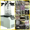 Dessiccateur de gel approuvé par ce efficace de vide avec la vente de machine de dessiccateur d'affichage d'affichage à cristaux liquides pour le fruit de légume de nourriture