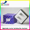 De diseño de moda al por mayor de encargo de la caja de cartón rígido