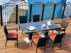 Ensemble de meubles de jardin Furniure Outdoor Dininng