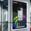 Акрил алюминиевая рама Ультраплоский светодиодный индикатор сотовых телефонов в салоне