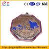 Medalha feita sob encomenda do metal da lembrança da alta qualidade