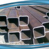Tubo de acero estructural soldado carbón para el material de construcción de la construcción