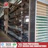 Gran sistema automático de la granja de cría de pollo