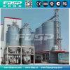 Chips de madeira / Sawdust / Fuel Bark Storage Silo de aço para nova indústria de energia e biomassa