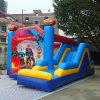 HandelsIndoor&Outdoor aufblasbare Luft-federnd Haus mit aufblasbarem Plättchen