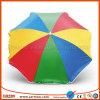 Guarda-chuva feito sob encomenda contínuo usado atividade de anúncio ao ar livre Sun