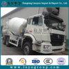 Sinotruk Hohan 6X4 371HP 10m3 구체 믹서 트럭