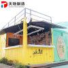 Het Huis van de Koffie van de Container van lage Kosten