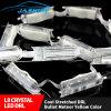 Kristall-LED-Dreieck-Streifen weiße Streched flexible DRL LED Tagespositionslampe
