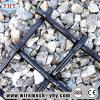 38mmの石造りのふるいのための開始によって電流を通される編まれた金網