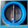 O Ferro Dúctil GGG50 Pn16 DN50 Válvula de retenção de placa dupla de wafers