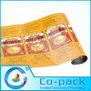 Película de color de la impresión del papel de aluminio para el empaquetado del caramelo
