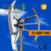 вертикальная турбина оси 10kw с регулятором и инвертором