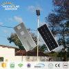50W hohe Leistungsfähigkeit alle in einem im Freien LED-Solarstraßenlaternemit PIR Fühler
