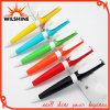Выдвиженческая ручка пластичного сала цвета для печатание логоса (BP0236)
