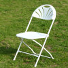 Weddings를 위한 Chromplated Metal Folding Chairs