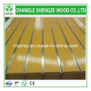 18mm Yellow Melamine Slot MDF