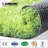 Barato ajardinar la hierba artificial del sintético del césped de la falsificación de la hierba