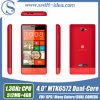 4 polegadas Mtk6572 Dual Core Samrt Phone Android com Multi Colors (H3039)