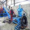 Xinda Zqj vollständiger Gummireifen-Ausschnitt-Maschinen-Qualitäts-Abfall-Reifen, der Maschine aufbereitet