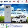 Niveau 3 50kw de Lader van het Elektrische voertuig (de snelle lader van gelijkstroom)