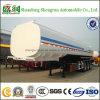 3 Radachse 45000L Carbon Steel Oil Tank Truck Semi Trailer