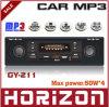 Voiture GY audio - CD compatible audio de soutien de produit de joueur de musique 211, MP3 format, joueur de MP3 de voiture