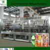 De Machines van Filiing van het sap/de Lijn van de Verwerking van het Water van het Fruit/Installatie