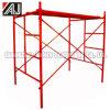 Frame de aço do andaime de Q235 H para a construção, fábrica de Guangzhou